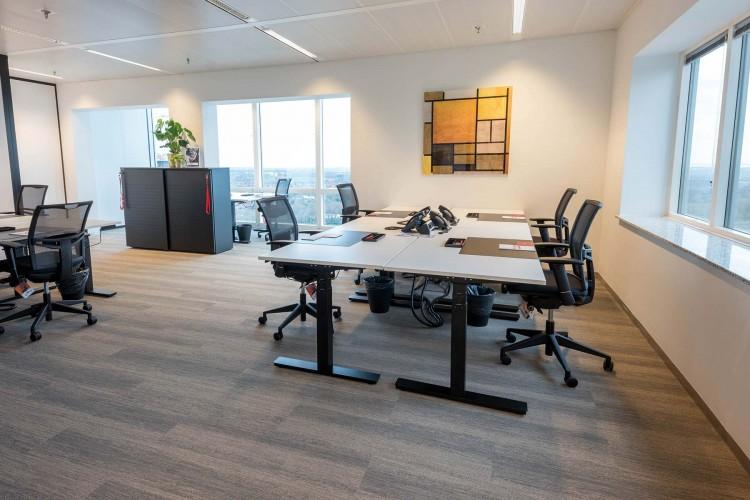 Virtueel kantoor Amstelplein 8, Amsterdam