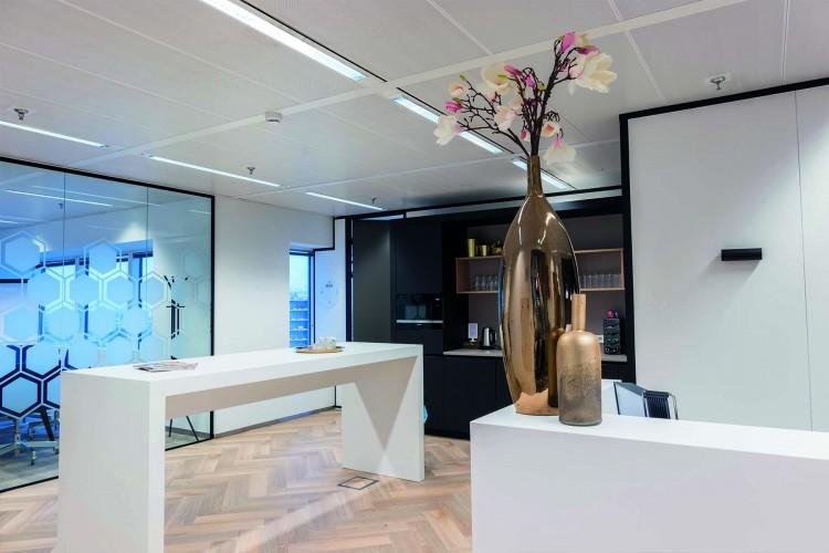 Flexibele kantoorruimte Amstelplein 8, Amsterdam