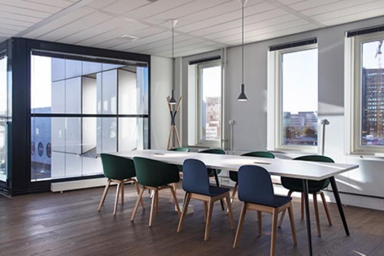 Flexibele werkplek Arena Boulevard 65-71, Amsterdam