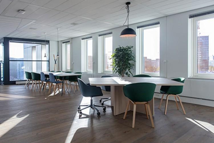 Kantoorruimte: Arena Boulevard 65-71 in Amsterdam