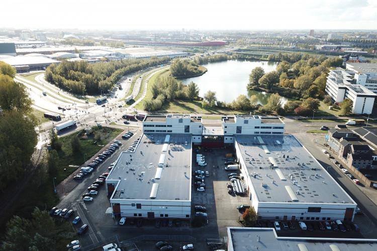 Bedrijfsruimte Atoomweg 63, Utrecht