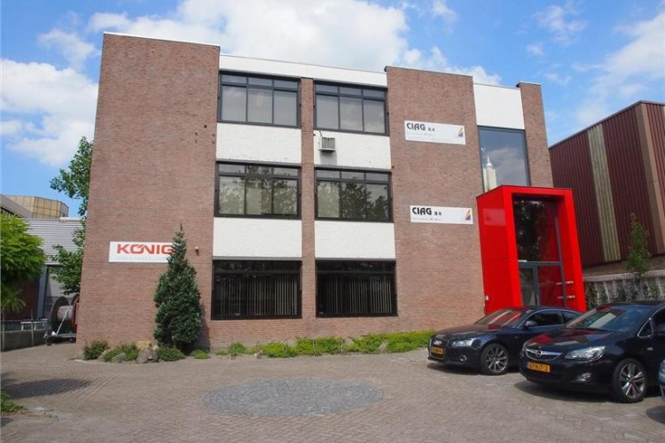 Kantoorruimte: Avelingen Oost 6a in Gorinchem