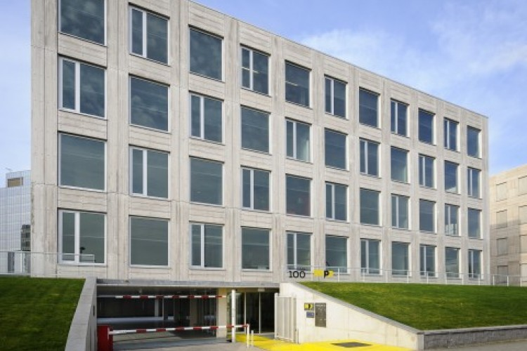 Kantoorruimte Bahialaan 100, Rotterdam
