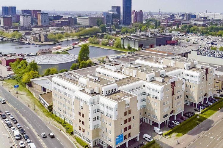 Kantoorruimte Binckhorstlaan 117, Den Haag