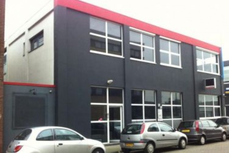 Kantoorruimte: Bornissestraat 29 in Rotterdam