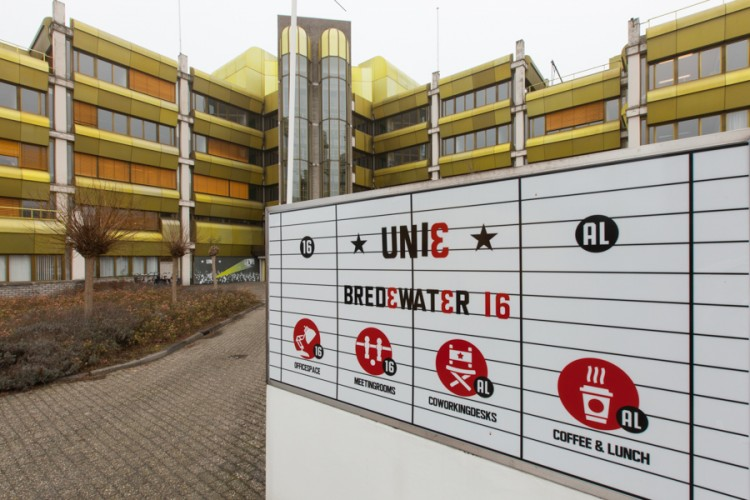Flexibele bedrijfsruimte Bredewater 16, Zoetermeer