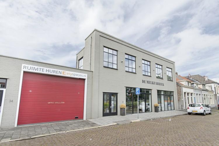 Bedrijfsruimte Bruine Visstraat 32, Bergen op Zoom