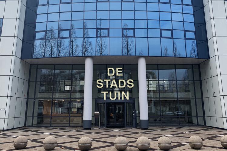 Kantoorruimte Bruistensingel 500, Den Bosch