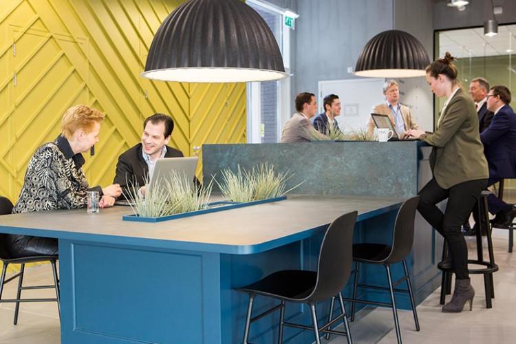 Flexibele kantoorruimte Burgemeester de Raadtsingel 93 C, Dordrecht