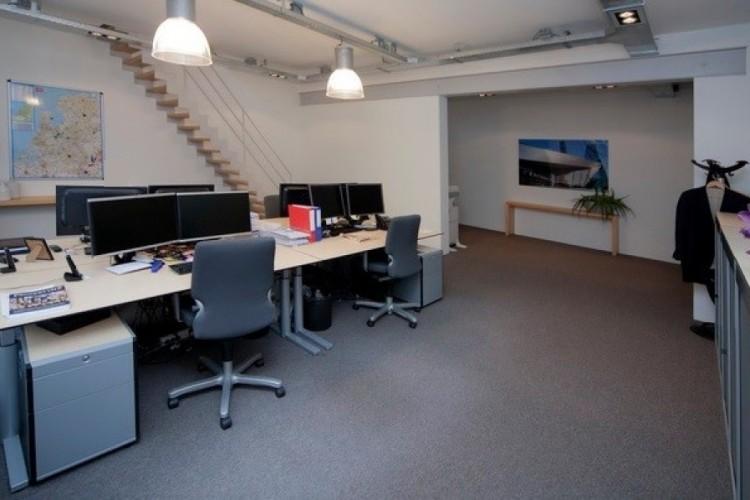 Flexibele kantoorruimte Calandstraat 56E, Rotterdam