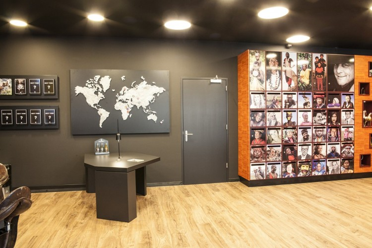 Flexibele kantoorruimte Claude Debussylaan 7-29, Amsterdam