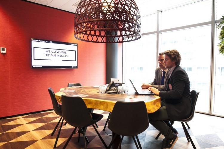 Flexibele bedrijfsruimte Claude Debussylaan 7-29, Amsterdam