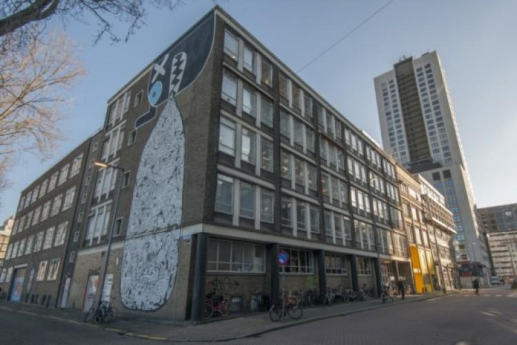 Kantoorruimte: Delftseplein 36   in Rotterdam