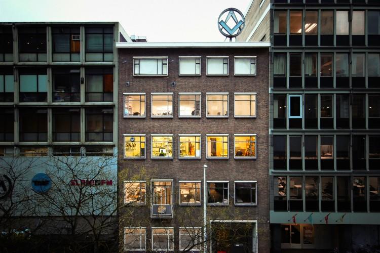 Kantoorruimte: Delftsestraat 9 in Rotterdam