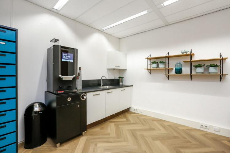 Flexibele kantoorruimte Delta 1, Arnhem