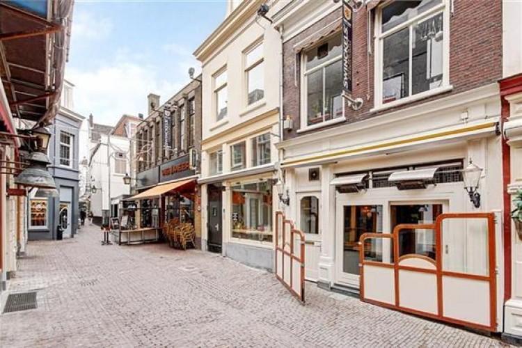 Kantoorruimte: Drieharingstraat 6 in Utrecht