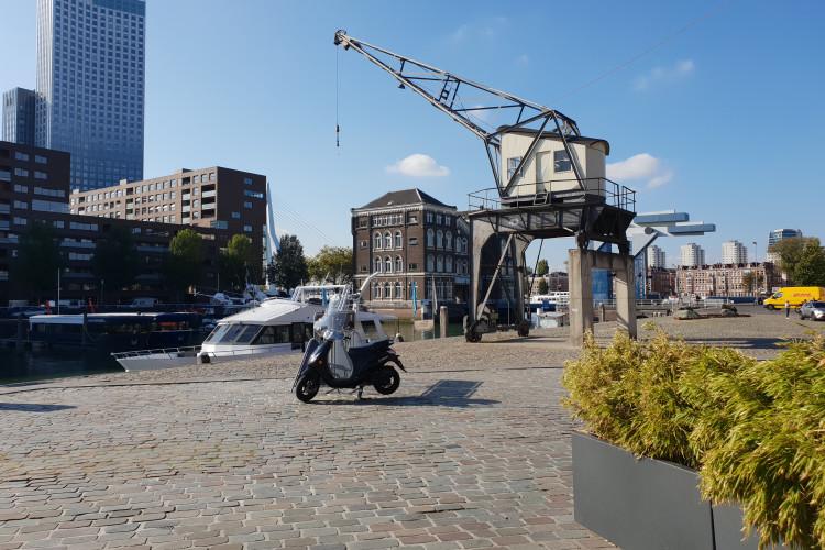 Entrepotgebouw, Rotterdam