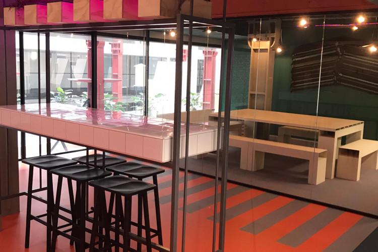 Bedrijfsruimte huren Entrepotgebouw, Rotterdam