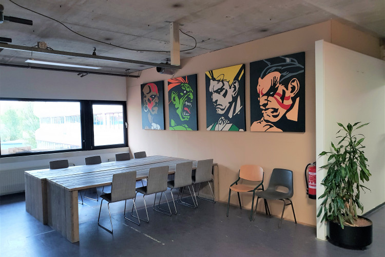 Flexibele bedrijfsruimte Europalaan 20, Utrecht