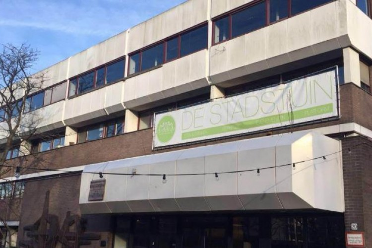 Kantoorruimte: Europalaan 20 in Utrecht