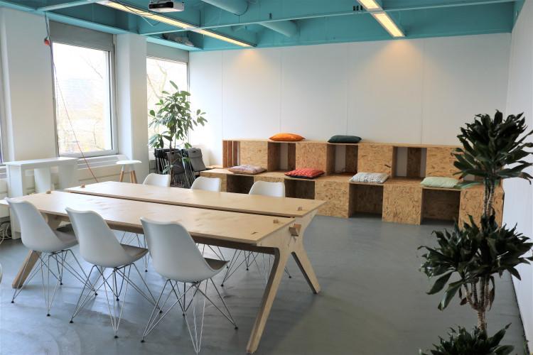 Virtueel kantoor Europalaan 500, Utrecht