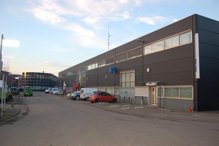 Kantoorruimte: Fruitweg 36 in Leiden
