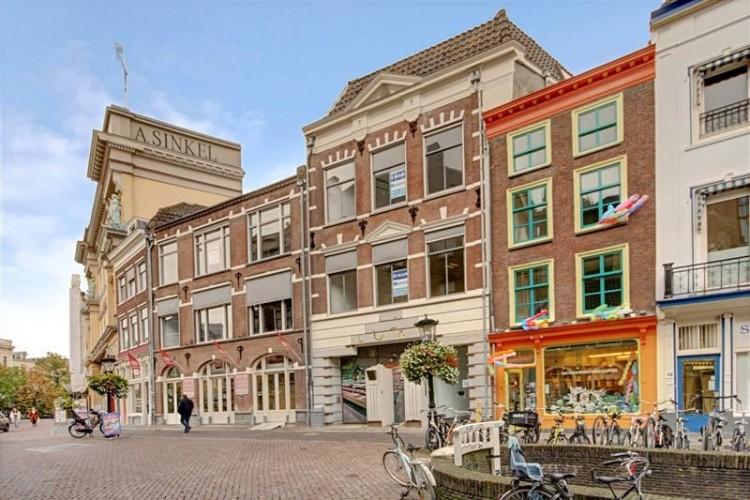 Kantoorruimte: Ganzenmarkt 2-6 in Utrecht