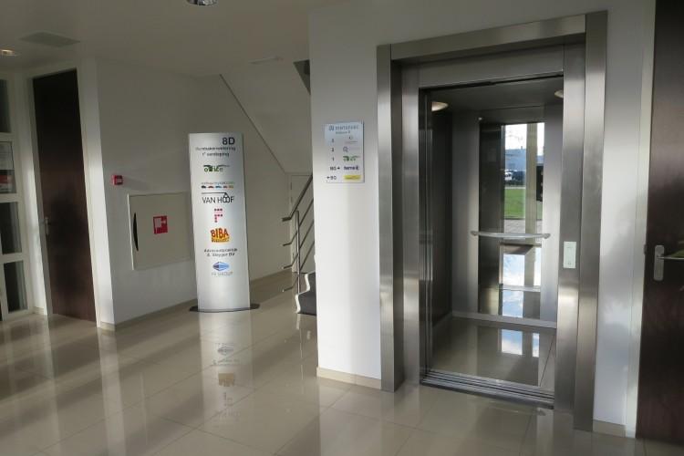 Flexibele werkplek Hambakenwetering 8, Den Bosch