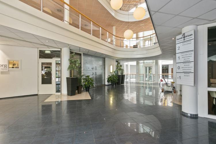 Flexibele bedrijfsruimte Hambroeklaan 1, Breda