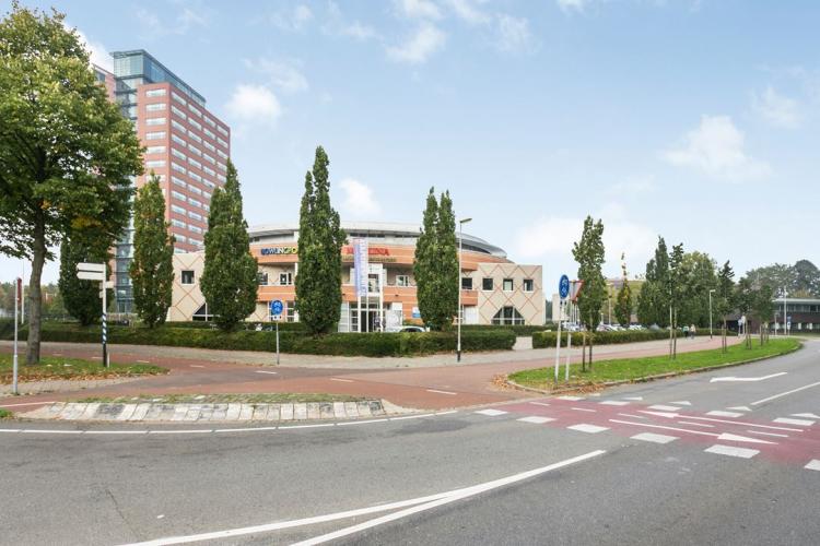 Kantoorruimte Hambroeklaan 1, Breda
