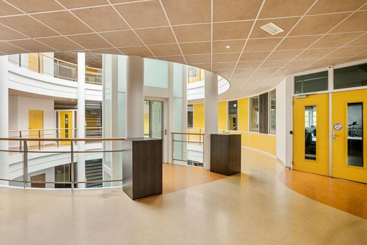 Werkplek Hambroeklaan 1, Breda