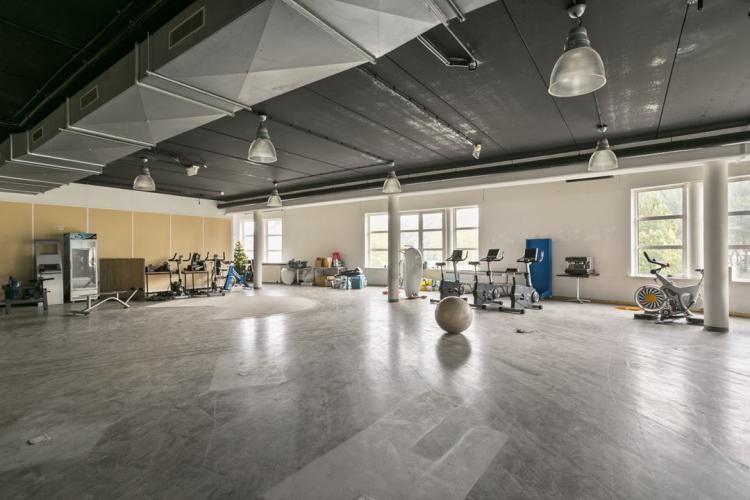 Industrieel kantoor Hambroeklaan 1, Breda