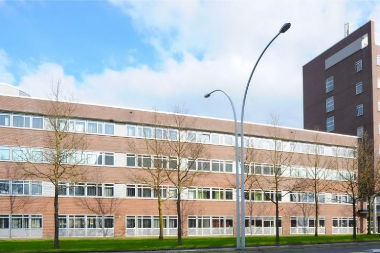 Kantoorruimte Hanzeallee 2-36, Zwolle
