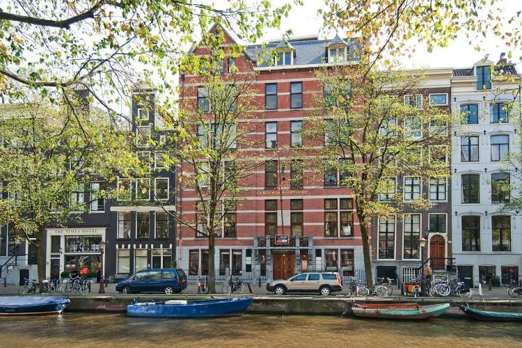 Kantoorruimte Herengracht 141, Amsterdam