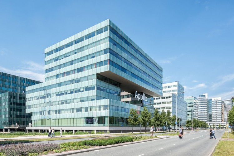 Kantoorruimte Herikerbergweg 1-35, Amsterdam