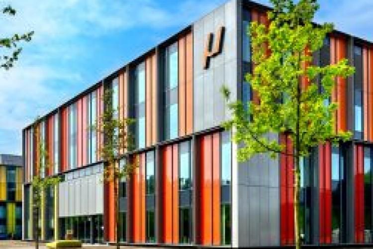 Kantoorruimte: High Tech Campus 10 in Eindhoven