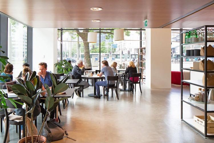 Kantoorruimte: Hofplein 20 in Rotterdam
