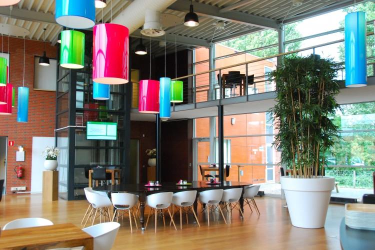 Kantoorruimte: IJsselburcht 3 in Arnhem