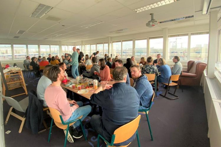 Virtueel kantoor Kaap Hoorndreef 66, Utrecht