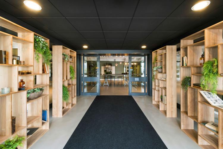 Flexibele kantoorruimte Kabelweg 21, Amsterdam