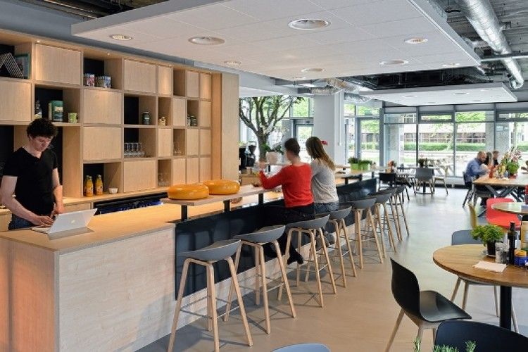 Bedrijfsruimte huren Karspeldreef 8, Amsterdam