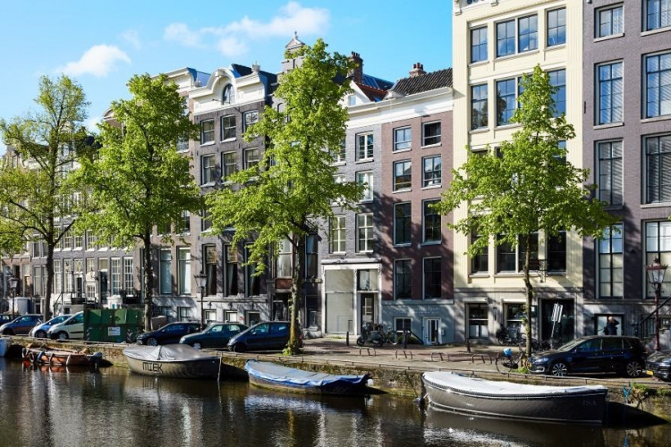 Kantoorruimte Keizersgracht 482, Amsterdam
