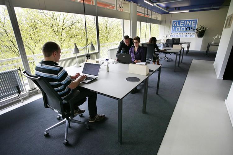Kantoorruimte: Kleine Loo 284 in Den Haag