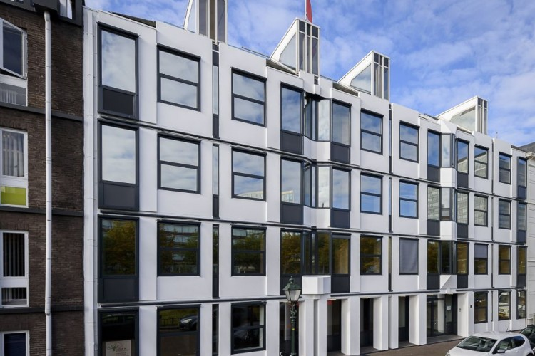 Kantoorruimte: Koninginnegracht 10 in Den Haag