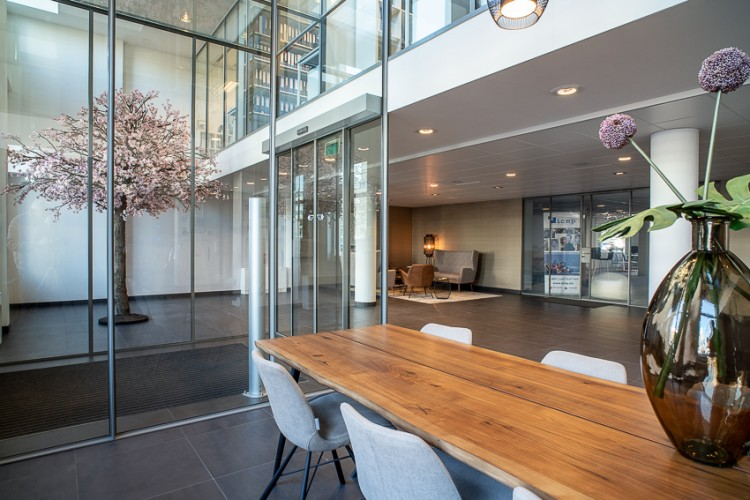 Virtueel kantoor Koninginnegracht 12, Den Haag
