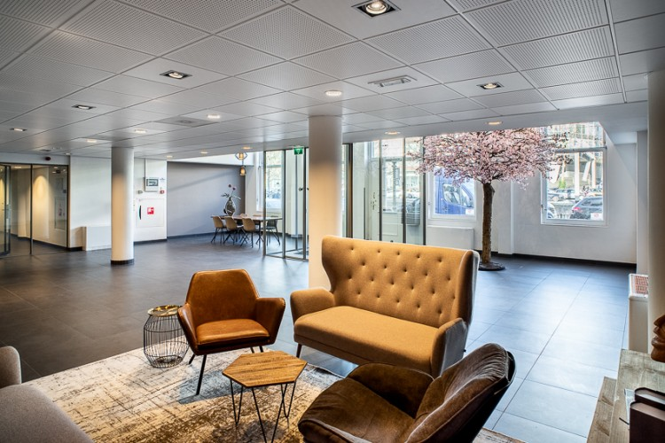Flexibele werkplek Koninginnegracht 12, Den Haag