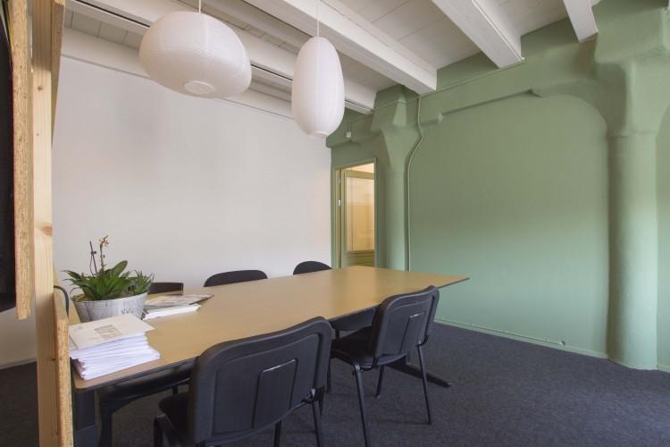 Werkplek Korte Leidsedwarsstraat 12-16, Amsterdam