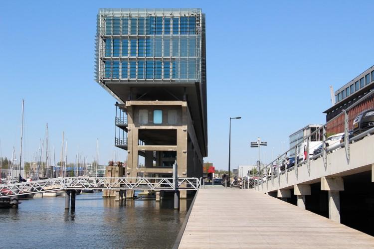 Kantoorruimte: Kraanspoor 12-58 in Amsterdam
