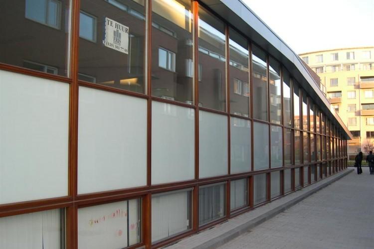 Bedrijfsruimte Laan van Vlaanderen 321-335 , Amsterdam