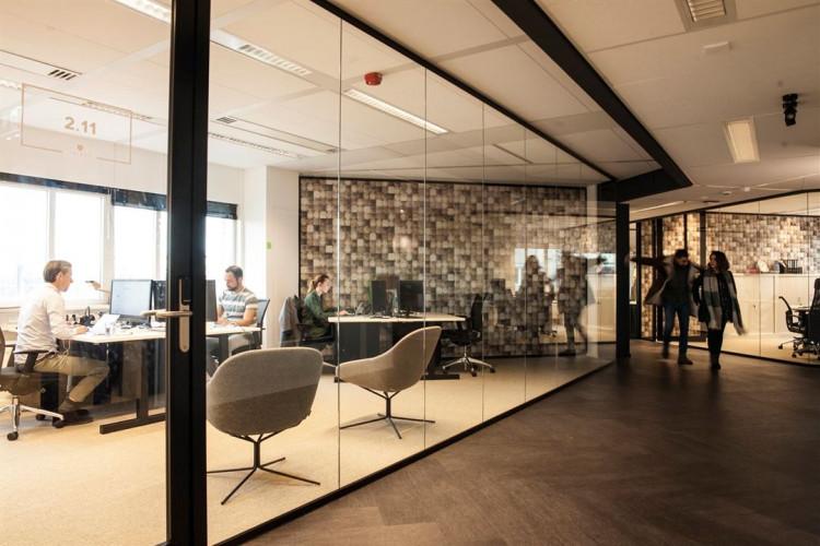 Kantoorruimte: Leidseveer 2-10 in Utrecht